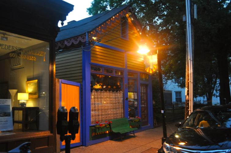 Full Moon Cafe Lambertville Nj Menu