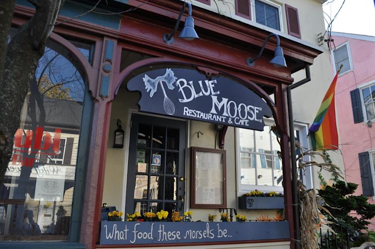 Blue Moose Restaurant Cafe