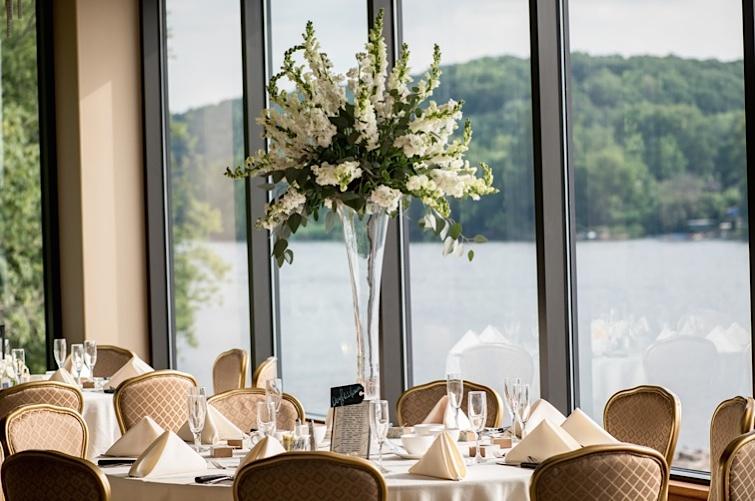 Waterfront Wedding Receptions